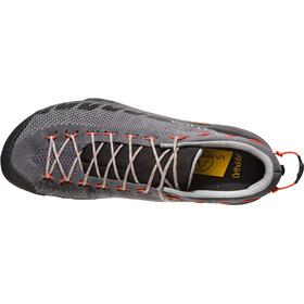 La Sportiva TX2 Zapatillas Hombre, carbon/tangerine